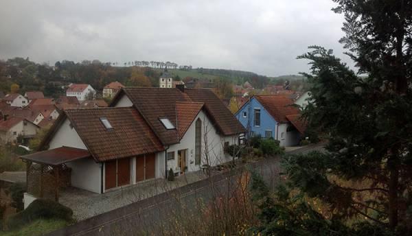 Особенности баварской деревни
